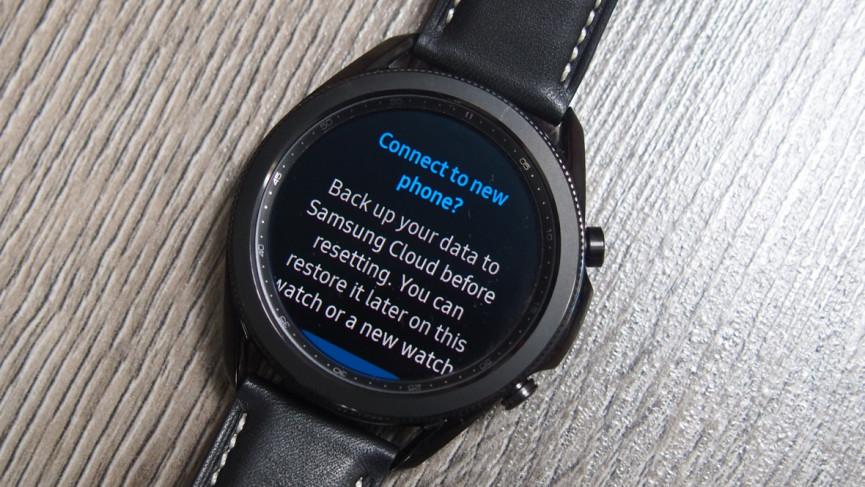 Cómo emparejar un Galaxy Watch 3