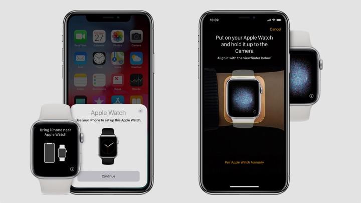 Cómo emparejar Apple Watch