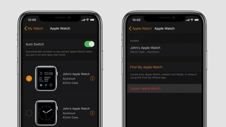 Cómo reiniciar el Apple Watch